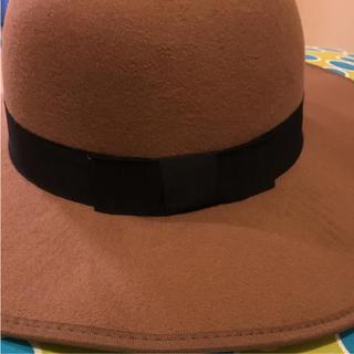 シマムラ(しまむら)の帽子 新品未使用(ハット)