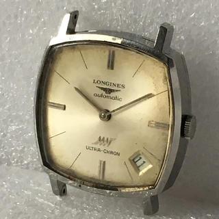 ロンジン(LONGINES)のLONGINES ロンジン ウルトラクロン 自動巻 メンズ腕時計 Cal.433(腕時計(アナログ))