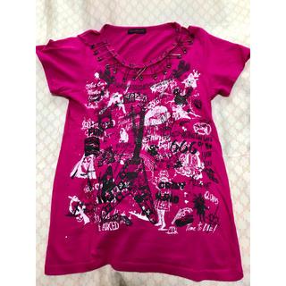 アルゴンキン(ALGONQUINS)のALGONQUINS Tシャツ(Tシャツ(半袖/袖なし))