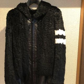 コールブラック(COALBLACK)のvoyage♡様専用‼️COAL BLACK ラビットファージャケット (レザージャケット)