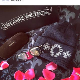 クロムハーツ(Chrome Hearts)の専用出品♡正規品クロムハーツニット帽(ニット帽/ビーニー)