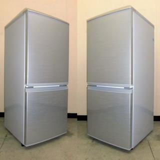大SALE★送料無料★15年製★シャープ★2ドア冷蔵庫137L(8R90874(冷蔵庫)