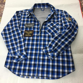 しまむら - 男児160☆シャツジャケット