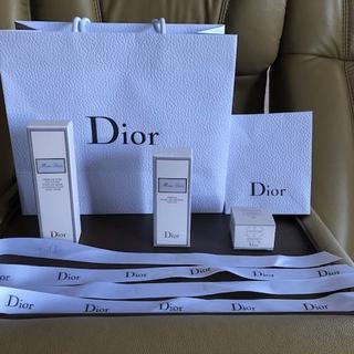 ディオール(Dior)のDior ハンドクリーム&ヘアミスト&ミニチュアファンデーション 新品・未使用(その他)