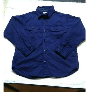 ジーユー(GU)のGU 長袖シャツ 130㎝(Tシャツ/カットソー)