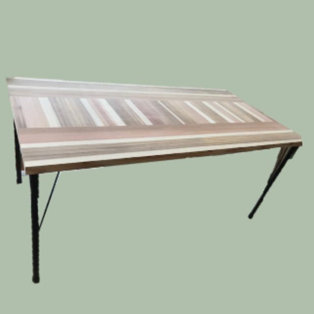 奥三河産杉☆無垢材の天板☆世界に一つのテーブルに♪DIY用 ハンドメイドのインテリア/家具(その他)の商品写真