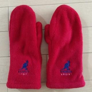 カンゴール(KANGOL)の未使用 KANGOL カンゴール 手袋 ミトン(手袋)