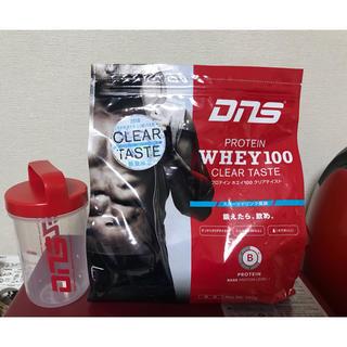 ディーエヌエス(DNS)のDNS ホエイ プロテイン WHEY CLEAR taste 750g(プロテイン)