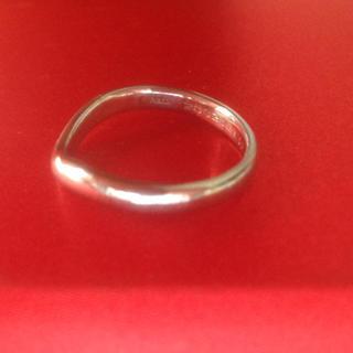 Pt900 プラチナ デザイン リング 指輪 26号 9.17g (リング(指輪))