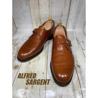 アルフレッドサージェント(Alfred Sargent)のAlfred Sargent  モンク UK8 26.5cm(ドレス/ビジネス)