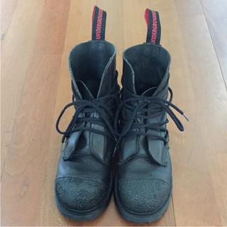 アンダーグラウンド(UNDERGROUND)のUNDERGROUND  ショートブーツ  最終価格(ブーツ)