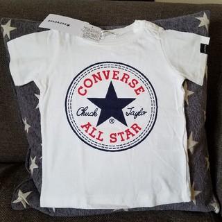 コンバース(CONVERSE)の未使用♡ CONVERSE ベビー Tシャツ (Tシャツ)