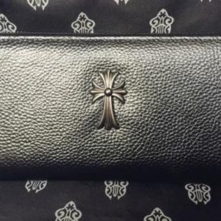 クロムハーツ(Chrome Hearts)のクロムハーツ十字架長財布(長財布)