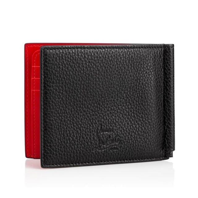 Christian Louboutin(クリスチャンルブタン)のクリスチャン ルブタン18SS Clipsos Walletマネークリップ  メンズのファッション小物(折り財布)の商品写真