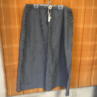 ムジルシリョウヒン(MUJI (無印良品))の無印 スカート(ひざ丈スカート)