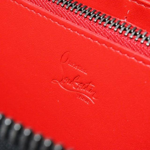 Christian Louboutin(クリスチャンルブタン)のクリスチャンルブタン18SS Loubintheskyデニム地長財布 メンズのファッション小物(長財布)の商品写真