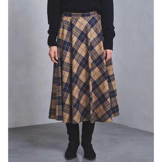 ユナイテッドアローズ(UNITED ARROWS)の美品 ユナイテッドアローズ スカート(ロングスカート)