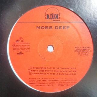 MOBB DEEP(ターンテーブル)