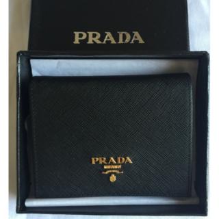 プラダ(PRADA)のPRADA  二つ折り財布(財布)