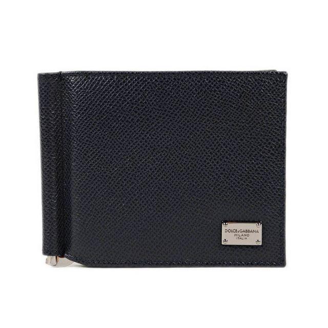 DOLCE&GABBANA(ドルチェアンドガッバーナ)のDOLCE&GABBANA マネークリップ財布 メンズのファッション小物(マネークリップ)の商品写真