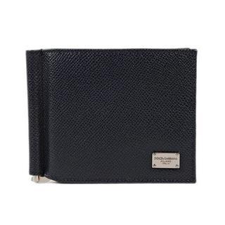 ドルチェアンドガッバーナ(DOLCE&GABBANA)のDOLCE&GABBANA マネークリップ財布(マネークリップ)