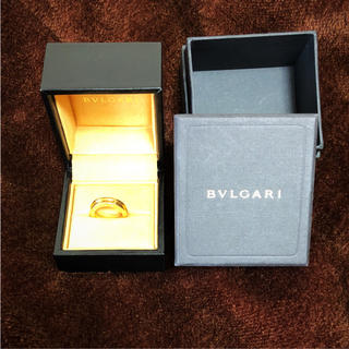ブルガリ(BVLGARI)の【超美品】ブルガリリング 8号(リング(指輪))