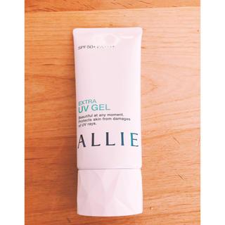 アリィー(ALLIE)の新品♡アリィー♡日焼け止めジェル(日焼け止め/サンオイル)