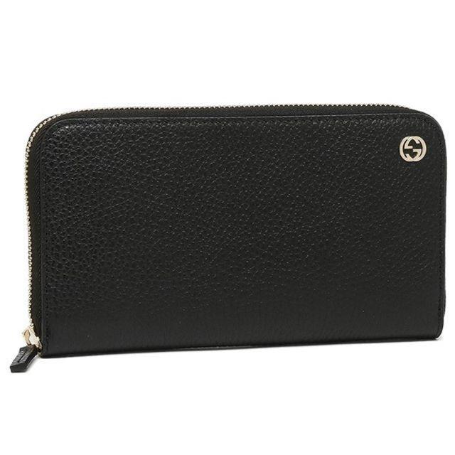 Gucci(グッチ)のGUCCIドーラーカーフ インターロッキング長財布 メンズのファッション小物(長財布)の商品写真