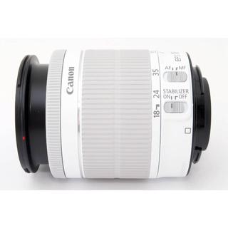 キヤノン(Canon)の新品同様 キャノン Canon EF-S 18-55mm F3.5-5.6 IS(レンズ(ズーム))