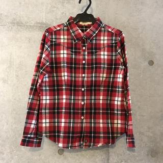 アイロニー(IRONY)のネルシャツ(シャツ/ブラウス(長袖/七分))