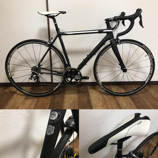 キャノンデール(Cannondale)のCANNONDALE SUPERSIX EVO ULTEGRAロードバイク 美車(自転車本体)