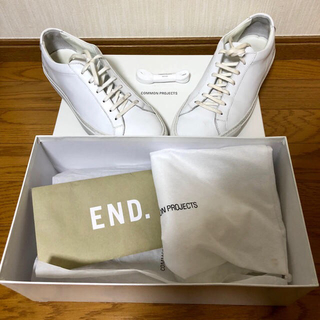 コモンプロジェクト(COMMON PROJECTS)のCommon Projects achilles low 41(スニーカー)
