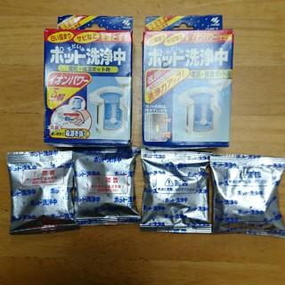 コバヤシセイヤク(小林製薬)のポット洗浄中 4錠 小林製薬(その他)