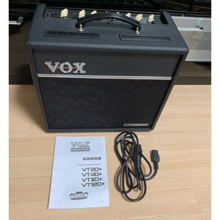 ヴォックス(VOX)のVOX VT-40+ 値下げしました!(ギターアンプ)