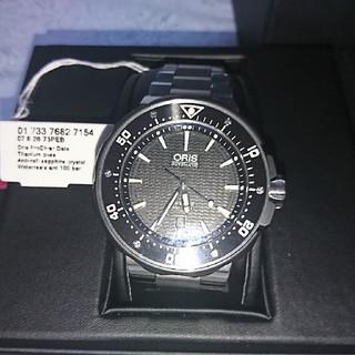 オリス(ORIS)のオリス   1000M   ダイバー(腕時計(アナログ))