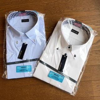 シマムラ(しまむら)の✨新品¥3000円 メンズワイシャツ半袖 LL(シャツ)