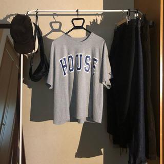 イズネス(is-ness)のイズネス is-ness 1LDK ハウス tシャツ(Tシャツ/カットソー(半袖/袖なし))