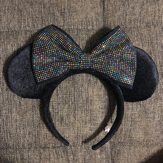 ディズニー(Disney)のミニーマルチカラーリボンカチューシャ(カチューシャ)