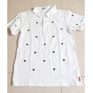 ミキハウス(mikihouse)のミキハウス☆ダブルB プチベア半袖ポロシャツ〔Sサイズ〕(ポロシャツ)