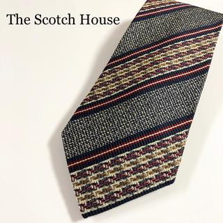 ザスコッチハウス(THE SCOTCH HOUSE)の★美品・ほぼ未使用★ The Scotch House(ネクタイ)