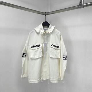 シャネル(CHANEL)のCHANEL  デニム 男女兼用 ジャケット Mサイズ(Gジャン/デニムジャケット)