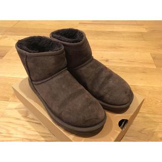 アグ(UGG)の【専用】UGG ブーツ クラシックミニ 23cm(ブーツ)
