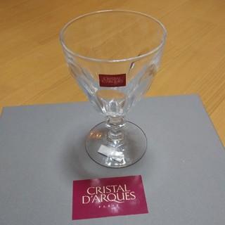 クリスタルダルク(Cristal D'Arques)のワイングラス 6客(グラス/カップ)