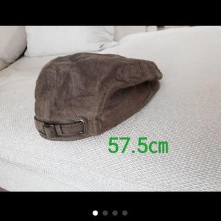 ムジルシリョウヒン(MUJI (無印良品))の無印良品 ハンチング 帽子(ハンチング/ベレー帽)