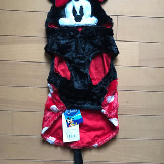 ディズニー(Disney)の犬服 ディズニー ミニーマウス 4号 残り1着(ペット服/アクセサリー)