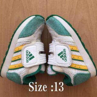 adidas - シューズ ベビー
