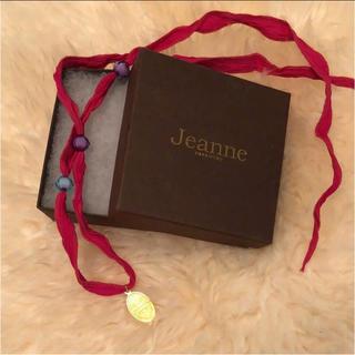 Jeanne ブレス アンクレット