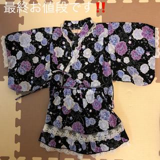 シマムラ(しまむら)のしまむら 浴衣ドレス(甚平/浴衣)