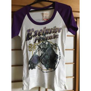 シマムラ(しまむら)の新品未使用ダグ付き Tシャツ(Tシャツ(半袖/袖なし))
