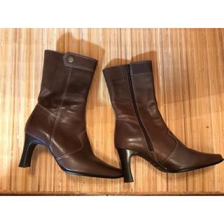 バークレー(BARCLAY)のBARCLAY ブーツ キャメル(ブーツ)